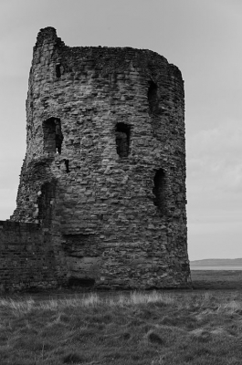 Flint Castle - North East Tower