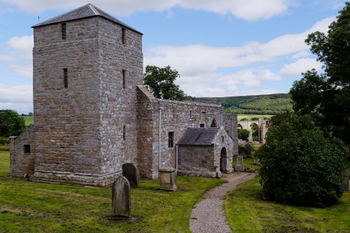 St John the Baptist Church, Edlingham, Northumberland
