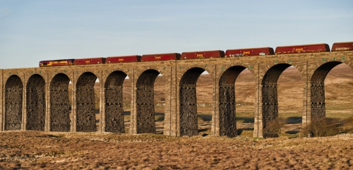Ribblehead Viaduct - west side
