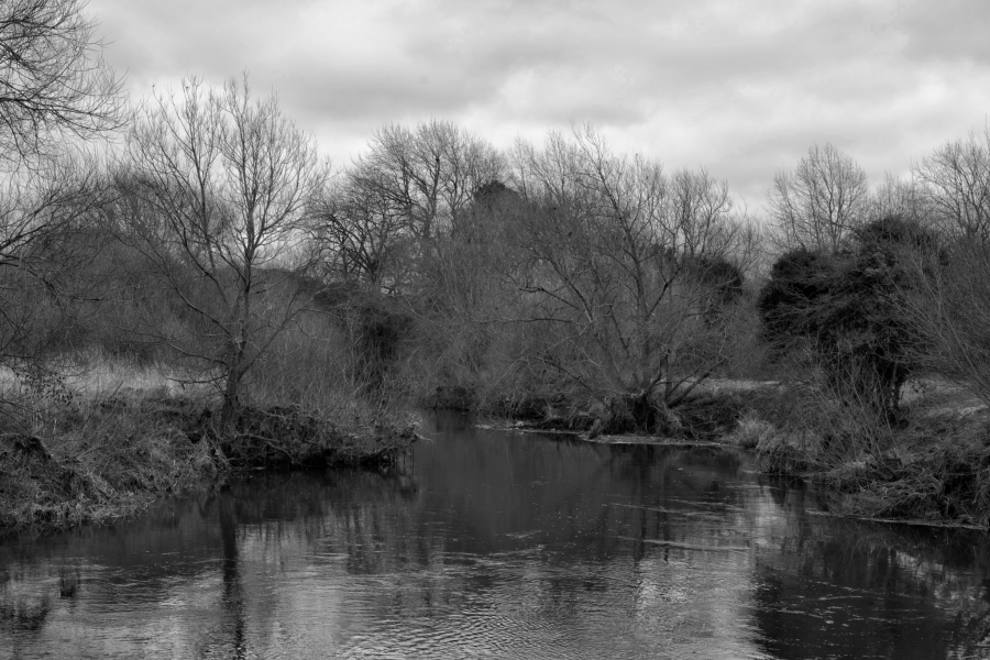 The River Great Ouse at Newport Pagnell