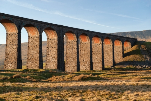 Ribblehead Viaduct - east side